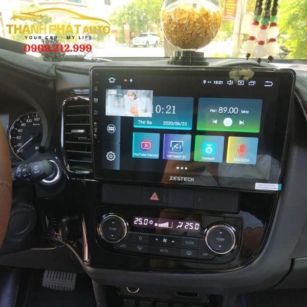 Màn hình DVD Android Zestech KIA Sorento