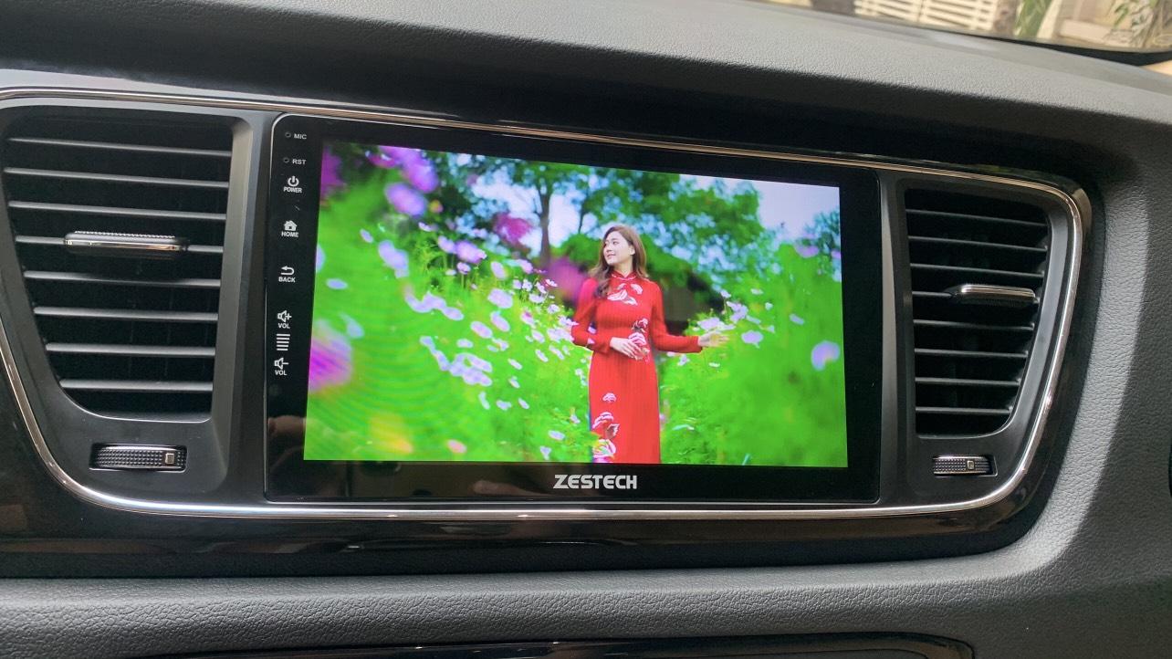 Màn Hình DVD Android Zestech Toyota Innova