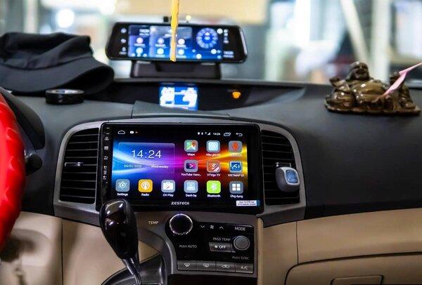Màn Hình DVD Android Zestech Toyota Venza