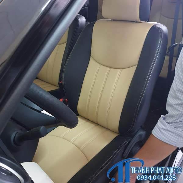 May Ghế Da Xe Honda Accord 2020