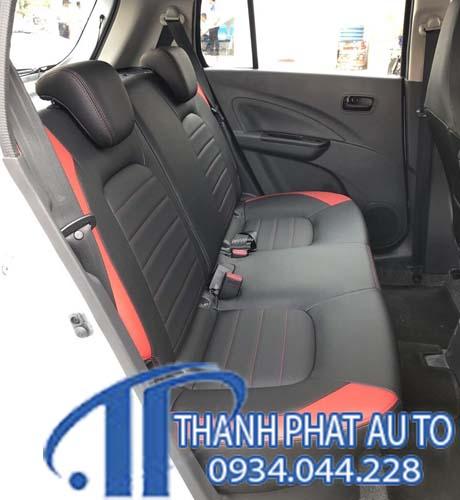 May Ghế Da Xe Honda Brio Gía Rẻ, Chất Lượng Tại Quận 10