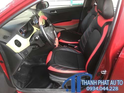 May Ghế Da Xe Honda Brio Gía Rẻ, Chất Lượng Tại Quận Bình Tân