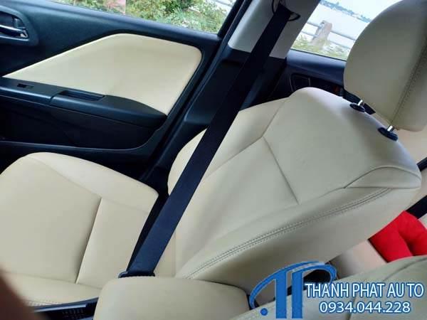 May Ghế Da Xe Honda Civic 2020
