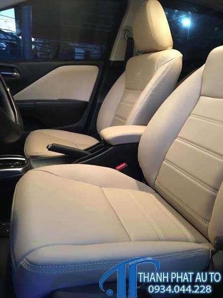 May Ghế Da Xe Honda CRV 2020