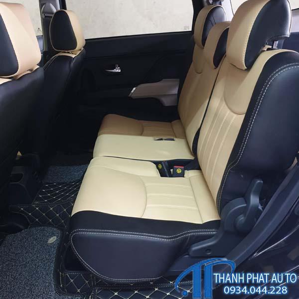 May Ghế Da Xe Mitsubishi Xpander 2020