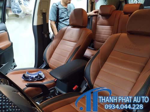 may ghế da xe mitsubisi xpander quận 11 hcm