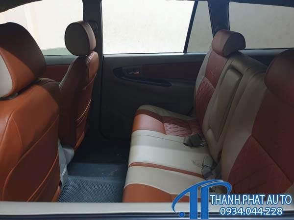 May Ghế Da Xe Nissan Navara 2020