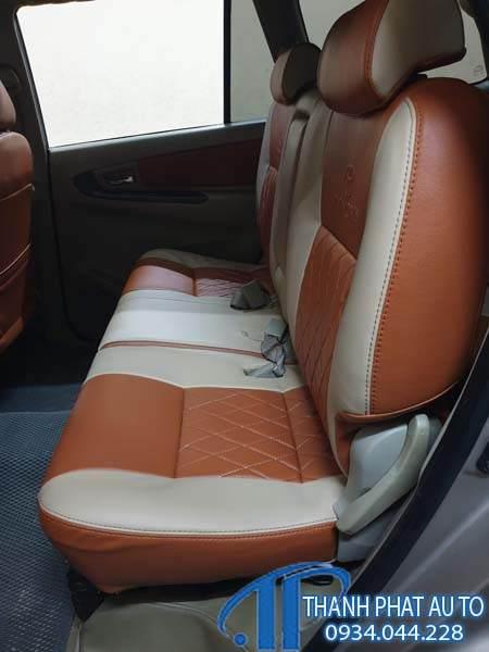 May Ghế Da Xe Nissan Teana 2020