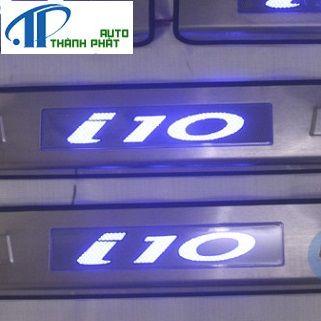 Nẹp Bước Chân Chống Trầy Hyundai Grand I10