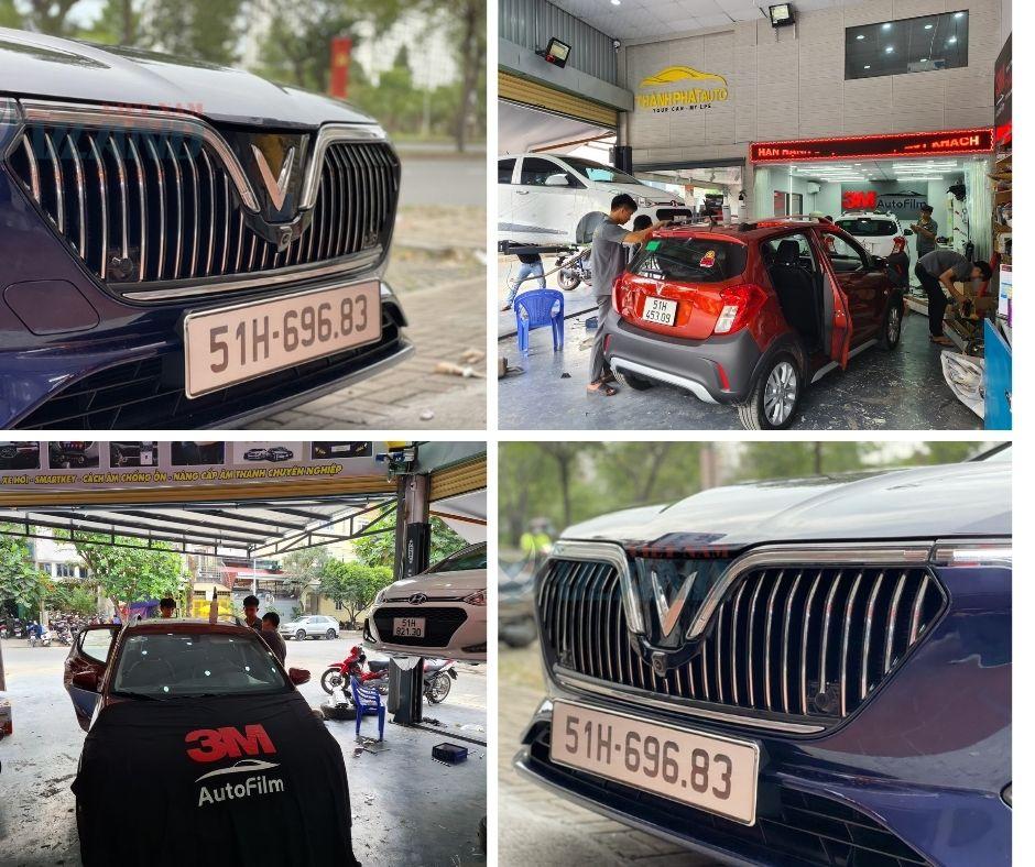 Những mẫu ô tô VinFast bán chạy nhất Việt Nam