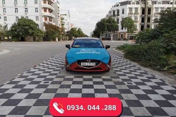 Tính Năng Camera 360 DCT Mazda 2
